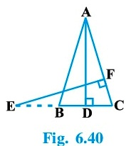Class_10_Triangles_Similar_In_Isoceles_Triangles