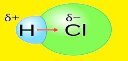 Class_11_Chemistry_Chemical_Bonding_DipoleMoment_Of_HCl