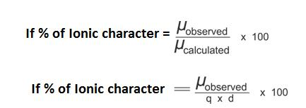 Class_11_Chemistry_Chemical_Bonding_Formula_For_IonicCharacter