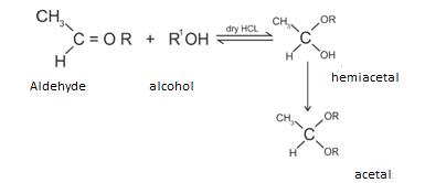 Class_12_Aldehydes_&_Ketones_Use_Of_Dry_HCl
