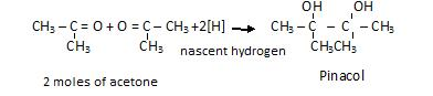 Class_12_Aldehydes_&_Ketones_Reduction_To_Pinacol