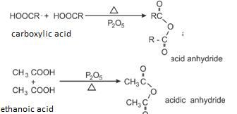 Class_12_Chemistry_Carboxylic_Acid_Formation_Of_Acid_Anhydride