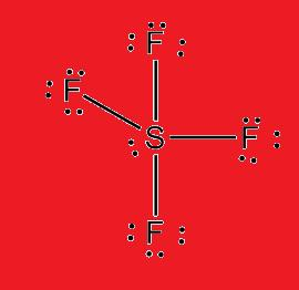 Class_12_Group_16_Chemical_Properties_Structure_Of_Sulphur_Tetrafluoride