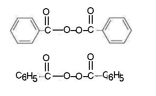 Class_12_Chemistry_Polymers_Structure_of_Benzoyl_Chloride